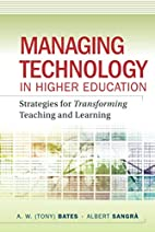 Managing Technology in Higher Education:…