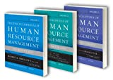 Rothwell, William J.: Encyclopedia of Human Resource Management, 3 Volume Set