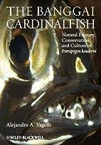 The Banggai cardinalfish : natural history,…