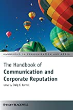 The Handbook of Communication and Corporate…