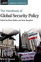 The Handbook of Global Security Policy (HGP…