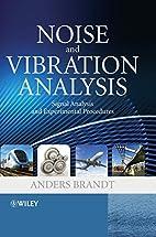 Noise and Vibration Analysis: Signal…