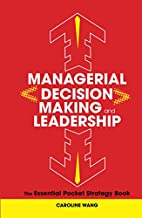 Managerial decision making and leadership :…
