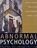 Davison, Gerald C.: Abnormal Psychology, Second Canadian Edition Text and Handbook of Selected DSM-IV-TR Criteria, Set
