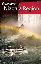 Frommer's Niagara Region by Louise Dearden