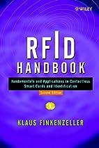 RFID Handbook: Fundamentals and Applications…