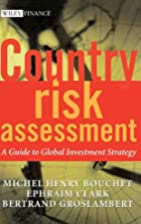 Country Risk Assessment: A Guide to Global…