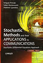 Stochastic Methods and their Applications to…