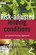Risk-adjusted lending conditions an option…