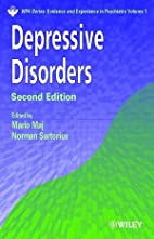 Depressive Disorders (WPA Series in Evidence…