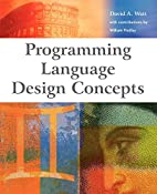 Programming Language Design Concepts by…