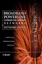 Broadband Powerline Communications: Network…