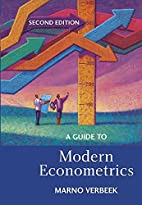 A Guide to Modern Econometrics by Marno…