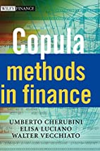 Copula Methods in Finance by Umberto…