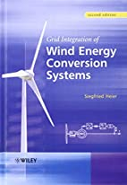 Grid Integration of Wind Energy Conversion…