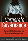 Wright, Michael: Corporate Governance: Accountability, Enterprise and International Comparisons