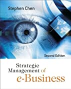 Strategic Management of e-Business by…