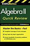 Herzog, David A: CliffsNotes Algebra II QuickReview, 2nd Edition (Cliffs Quick Review)