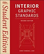 Interior Graphic Standards: Student Edition…