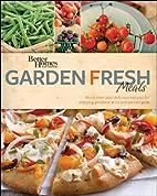 Better Homes and Gardens Garden Fresh Meals…