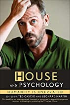 House and Psychology: Humanity Is Overrated…