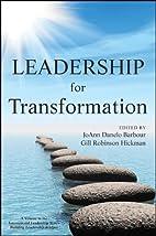 Leadership for Transformation by JoAnn…