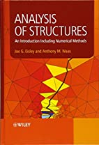 Analysis of Structures: An Introduction…