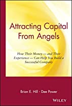 Attracting Capital From Angels: How Their…
