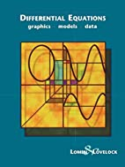 Differential Equations: Graphics, Models,…