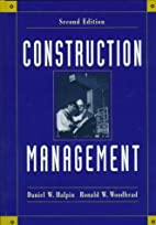 Construction Management, 2nd Edition by…