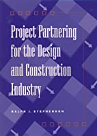 Project Partnering for the Design and…