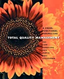 Rao, Ashok: Total Quality Management: A Cross Functional Perspective