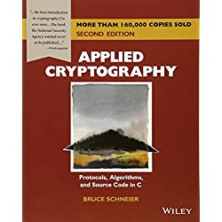 Applied Cryptography : Protocols, Algorithms, and Source
