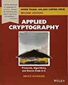 Applied Cryptography: Protocols, Algorithms,…