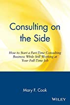 Consulting on the Side: How to Start a…