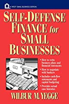 Self-Defense Finance: For Small Businesses…