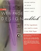 The Web Page Design Cookbook: All the…