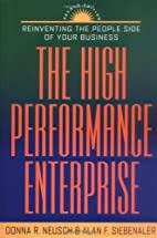 The High Performance Enterprise: Reinventing…