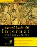 Carl Franklin: Visual Basic 4.0 Internet Programming