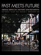 Past meets future : saving America's…