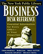 The New York Public Library Business Desk…