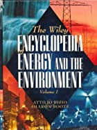 The Wiley Encyclopedia of Energy and the…