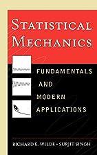 Statistical Mechanics: Fundamentals and…