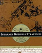 Intranet Business Strategies by Mellanie…