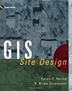 GIS and Site Design: New Tools for Design…