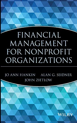 financial-management-for-nonprofit-organizations-wiley-nonprofit-law-finance-and-management-series