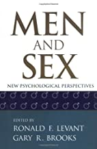 Men and Sex: New Psychological Perspectives…