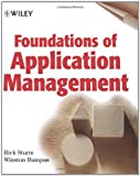 Sturm, Rick: Foundations of Application Management