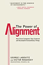 The Power of Alignment: How Great Companies…