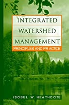 Integrated Watershed Management: Principles…